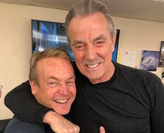 'Young and the Restless' Spoilers: Eric Braeden (Victor Newman) Leads the Charge - Throws Former Head Writer Mal Young Under the Bus, Reverses and Runs Him Over Again - Daily Soap Dish Victor Newman, Adam Newman, Eileen Davidson, Eric Braeden, Forever Grateful, Young And The Restless, Me Tv, Executive Producer, New Job