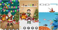 "Here we bring you a new Christmas app called ""Talking Santa"" for Windows Phone."