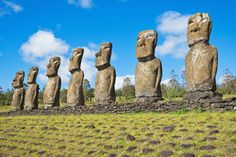 What Are the Most Sacred Sites Around the World?: Easter Island, Chile