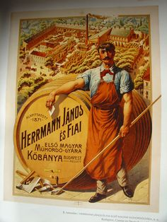 Retro Posters, Vintage Posters, School Posters, Illustrations And Posters, World History, Vintage Ads, Hungary, Old School, Tarot