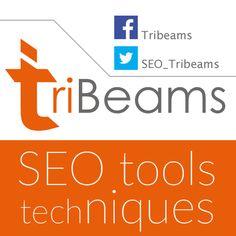 Tribeams - SEO tools and techniques  Site: http://tribeams.blogspot.com/