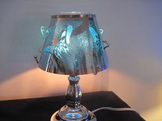 Butterfly Oil Warmer Lamp