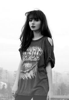 in acdc shirts [Found on a-b-n-o-r-m-a-l-i-t-y.tumblr.com via Tumblr]