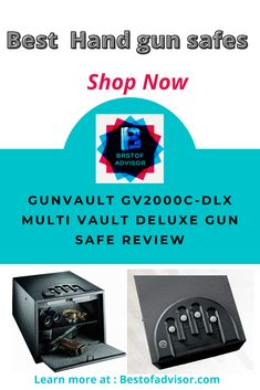 A fingerprint gun safe is very secure for advanced level safety. This type of safe is very popular to protect the most valuable things in your home and office. Find the best fingerprint gun safe for your home, shops, or office. Read more...[] Fingerprint Gun Safe, Gun Vault, Best Safes, Gun Safes, Digital Lock, Must Have Gadgets, Safe Shop, Sharp Objects, Vaulting