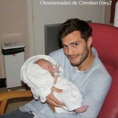 Jamie & his baby (lovely one! ♥)