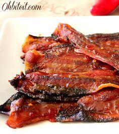oh dear bacon