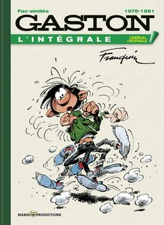 GASTON LAGAFFE, L'INTEGRALE (1978-1981)