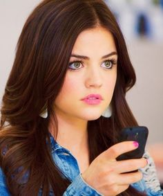 aria darling more aria montgomery lucy lucy hale hair colors aria ...