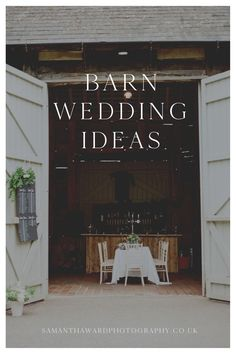Barn wedding ideas. Planning a barn wedding reception? Check out these real weddings for ideas and inspiration. Barn Weddings, Real Weddings, Wedding Reception, Wedding Ideas, Fine Art Wedding Photography, How To Plan, Check, Inspiration, Biblical Inspiration