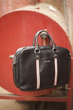 Double Zip Commuter Bag