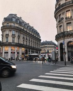 🌙 Touch down in Pariiiii 🌹x Touch Down, Street View