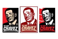 Comandante Chávez by ChocoToy , via Behance