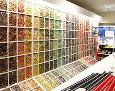 knapper Blinds, Divider, Colours, Curtains, Room, Buttons, Furniture, Home Decor, Haberdashery