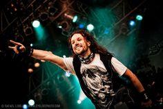Tony Kakko of Sonata Arctica