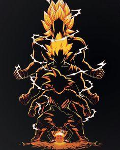 Poster+Sombras+de+um+Saiyajin