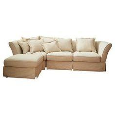 "Brusto 107"" Sectional Sofa"