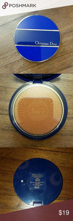 Christian Dior Terra Bella 764 Bronzer Sun Powder NWOT. Nice compact. See photos for actual condition Christian Dior Makeup Bronzer