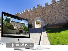 Ofrecemos nuestro servicio de diseño de páginas web en Montblanc. Diseño web personalizado y a medida (Barcelona). Más información en www.jmwebs.com - Teléfono: 935160047
