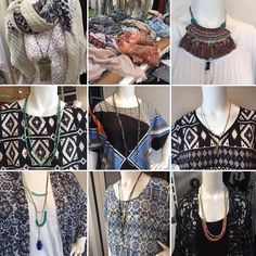 Sneak peak of the goodies we have instore now!! Fabulous new fashion jewellery & scarves. #warrnambool #3280 #liebigstreet #fashion3280 #ellisanddewey by thelaboratory_warrnambool