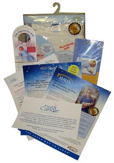 HALO® Safe Sleep Resource Kit Program -- for Childbirth Educators // safe sleep is such an important topic to cover in newborn care