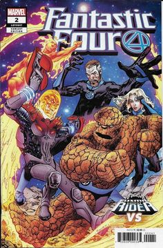 Marvel Comics 2018-3rd Print Unread NM Cosmic Ghost Rider #1