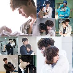 'Doctor Stranger', overdosed by Lee Jong Suk's hug