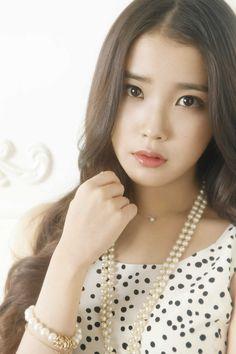 IU is SO pretty
