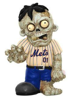 New York Mets Zombie Figurines