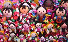 Muñecas mexicanas