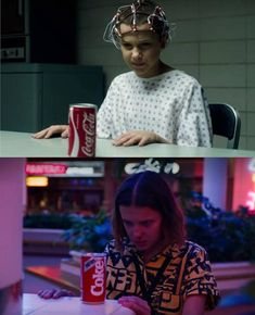 Me when I'm out of soda Stranger Things Quote, Stranger Things Characters, Eleven Stranger Things, Stranger Things Netflix, Best Tv Shows, Best Shows Ever, Mtv, Fandoms, Millie Bobby Brown