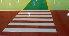 Apa itu Floor Coating / Epoxy Lantai ?     Aplikasi Floor Coating di PT. Taiho Nusantara   Floor Coating atau juga dikenal dengan epoxy lan...