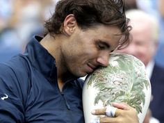 Rafael Nadal secured a return to World #2 with victory in the Final of the Cincinnati Masters v American John Isner. Rafa also Clinched the US Open Series Bonus Challenge Title & will be eligible to win an additional $1 Million Dollars if Rafa wins the US Open in 2013. 8/21/13 #VamosRAFA