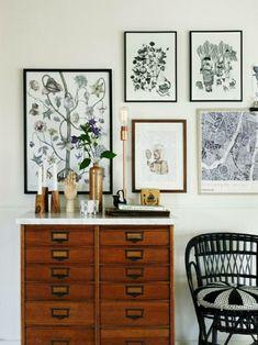 Wohnzimmer Einrichtung im skandinavischen Stil Dekorationen Bilder stilvoll