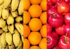 Banana, laranja e acerola - frutas que possuem substâncias antiestresse