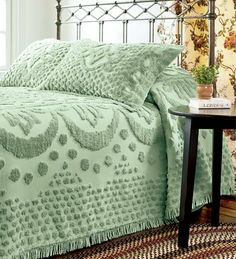Traditional Chenille Bed Spreads