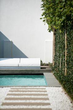 pool mit salzelektrolyse salzwasser pool im garten | harms, Best garten ideen