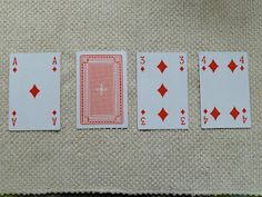 Teaching Number Recognition with Playing Cards