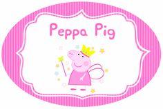 Montando a minha festa: Peppa Pig