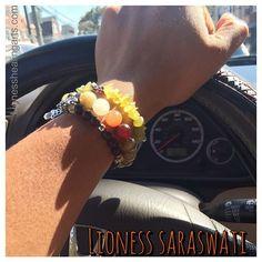 Ny Sunshine @coachk4u Thanks for this update pic hope you are enjoying your bracelets Hun #crystal  #lioness #saraswati #Lionesshealingarts #healingstones #healingcrystals #healingarts  #healingcrystals #crystals #crystaljewelry #healing #namaste  #crystalhealing #bohemian  #earthmagic #madewithlove  #starseed #crystalhealing  #hippiejewelry #gemstones #jewelrydesigner #supportthearts #handmade  #infusedwithlove #chakras #chakra #Jade #ruby