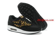 812a1d60cd4f Now Buy New Arrival Nike Air Max 1 87 Mens Black LeoPard Save Up From  Outlet Store at Footlocker.