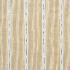 Stripe and Dash - Sand, Cornflower