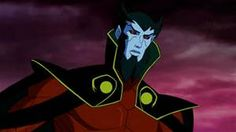 Wotan - Young Justice Wiki: The Young Justice resource with episode ...