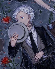 norman - the promised neverland norman - Anime All Anime, Me Me Me Anime, Anime Manga, Anime Guys, Anime Art, Fanarts Anime, Anime Characters, Terra Do Nunca, Photo Manga