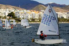 ESPAÑA: II Copa Provincial de Málaga de Optimist.