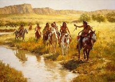 Howard Terpning, Great Western Artist