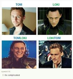 {{I am such a Loki fangirl. I'm not even ashamed. I love my fandoms and I wouldn't trade them for any other hobby.}}