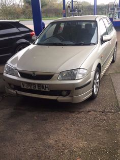 Mazda 323 i solved the problems at idle mazda 323 repairs mazda 323f 80854 miles for spares or repair fandeluxe Choice Image