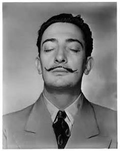 Salvador Dali, 1943 by  Eleanor Christie