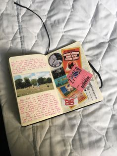 """journaling-junkie: """"Some of my favorite pages from the 2016 journal swap with my new friend. I've enjoyed getting to know her very much! Online Bullet Journal, Bullet Journal Books, Journal Diary, Bullet Journal Ideas Pages, Bullet Journal Inspiration, Journal Notebook, Journal Pages, Art Diary, Journal Aesthetic"""