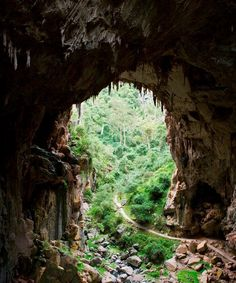 Jenolan Caves, NSW, Australia. Take a self guided tour through some of these caves. Allow a full day. You won't see it all but you will witness something fantastic.